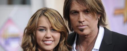 Miley Cyrus hizo su puesta de largo en el cine