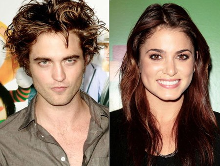 Nikki Reed y Robert Pattinson