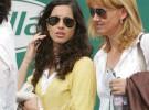Xisca, el mayor apoyo de Rafa Nadal en el Masters de Tenis de Montecarlo
