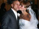 Roberto Carlos se casa con Mariana Lucon