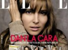 Elsa Pataky, Paz Vega o Patricia Conde con la cara lavada en la portada de Elle