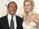Paul Anka y su ex mujer protagonizan un escándalo en Navidad