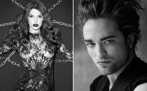 Ashlee Greene y Robert Pattinson