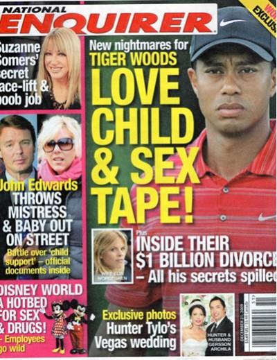 La nueva pesadilla de Tiger Woods