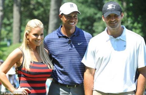 Jessica Simpson podría haber sido otra de las amantes de Tiger Woods