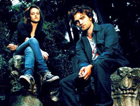 Kristen y Rob