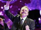 Miguel Bosé arrasó en un concierto en la lucha contra el SIDA