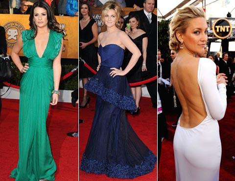 Lea Michele, Drew Barrymore y Kate Hudson