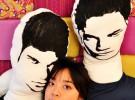 Mete a Robert Pattinson o Taylor Lautner en tu cama