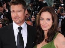 Brad Pitt y Angelina Jolie: amor en la Super Bowl