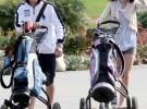 Selena Gomez le compra un reloj a Nick Jonas y se van a jugar al golf