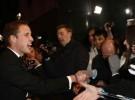 Guillermo de Inglaterra, en la entrega de los BAFTA 2010 como presidente