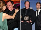 Brad Pitt y Angelina Jolie, juntos en la entrega de premios del Sindicato de directores de Hollywood