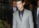 Taylor Lautner cumple 18 años sin grandes planes
