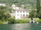 George Clooney no vende su villa del Lago di Como a David Beckham