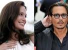 Brad Pitt molesto con Angelina Jolie y el rodaje con Johnny Depp