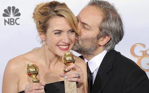 Kate Winslet y Sam Mendes