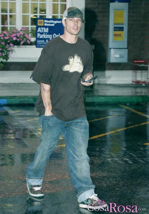 Kevin en 2005