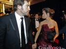 Penélope Cruz y Javier Bardem oficialmente juntos en los Oscar 2010