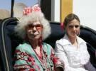 Los famosos empiezan a acudir a la Feria de Abril