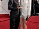 Robert Downey Jr. deslumbra a Gwyneth Paltrow en el preestreno de Iron Man 2 en Los Ángeles