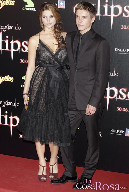Ashley Greene y Xavier Samuel