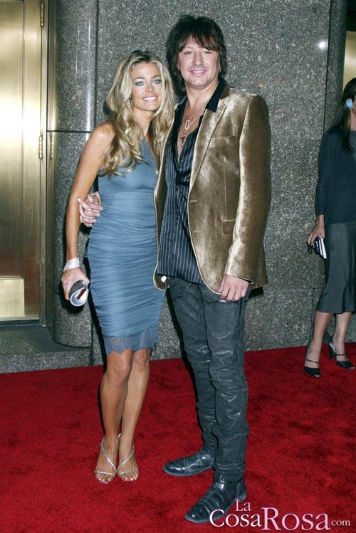 Denise Richards y Richie Sambora