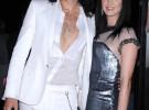 Katy Perry amenaza con quedarse embarazada si su discográfica no aligera su agenda