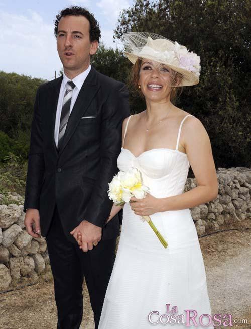 Maria Adanez y su marido