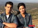 Demi Lovato y Joe Jonas juntos en la portada de Teen Vogue