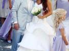 Wesley Sneijder se casa con Yolanthe Cabau van Kasbergen en Italia