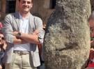 Iker Casillas se emociona al ser nombrado hijo predilecto de Navalacruz
