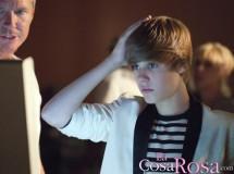 Justin Bieber pone los ojos en Emma Watson