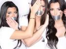Las hermanas Kardashian se unen contra su madrastra