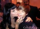Justin Bieber añade a Katy Perry a su grupo de «mujeres ideales»