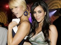 Kim Kardashian y Paris Hilton montan el escándalo en Las Vegas