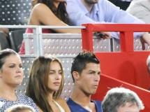 Los famosos disfrutan del emocionante España-Estados Unidos de Baloncesto