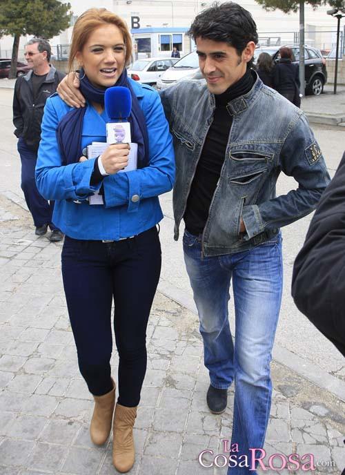 Beatriz Trapote confía en la fidelidad de Víctor Janeiro durante Supervivientes 2010