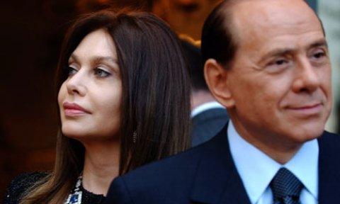 silvio berlusconi y su ex mujer siguen sin llegar a un acuerdo