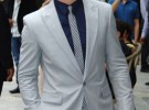 Taylor Lautner gana sin combate los 40.000 dólares y los dona