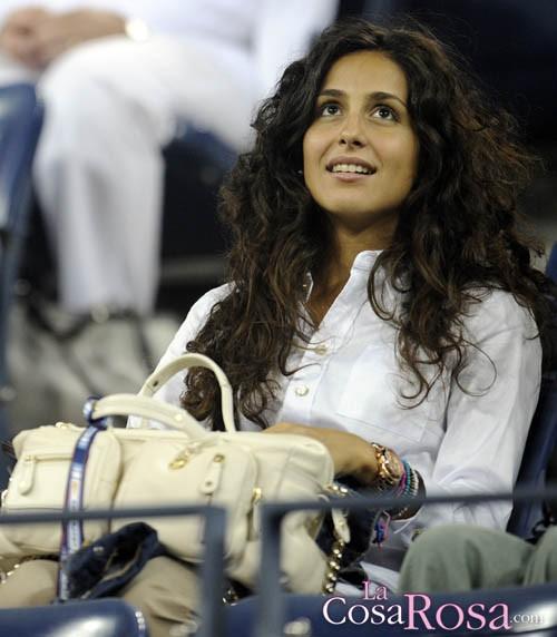 Xisca Perelló en el US Open