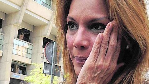 Yvonne Reyes lleva al Pepe Navarro padre de su hijo de nuevo a los Tribunales - ivonne-reyes
