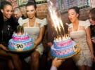 Kim Kardashian cumple los 30 entre el amor de Kanye West y John Mayer
