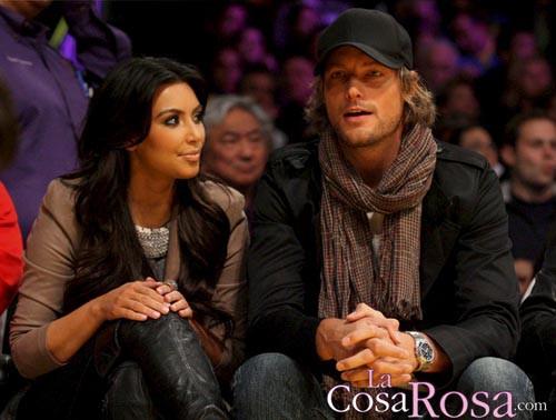 Kim Kardashian y Gabriel Aubry podrían estar saliendo juntos