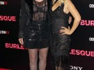 Cher y Christina Aguilera presentan Burlesque en Madrid