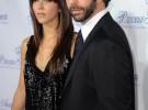 David Schwimmer y su esposa Zoe Buckman esperan su primer hijo