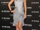 Elsa Pataky, muy simpática promocionando la marca Time Force en Madrid