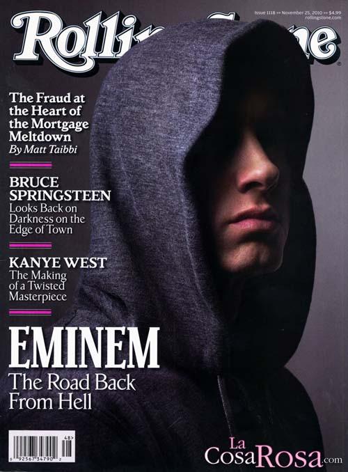Eminem en Rolling Stone