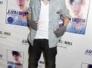 Justin Bieber castigado se queda sin móvil