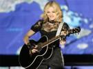 Madonna y los privilegios de ser la reina del pop en el aeropuerto